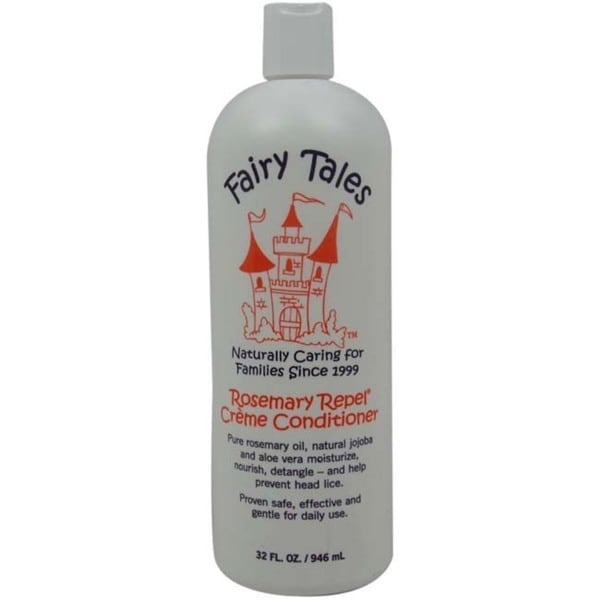 Fairy Tales Rosemary Repel Creme 32-ounce Conditioner