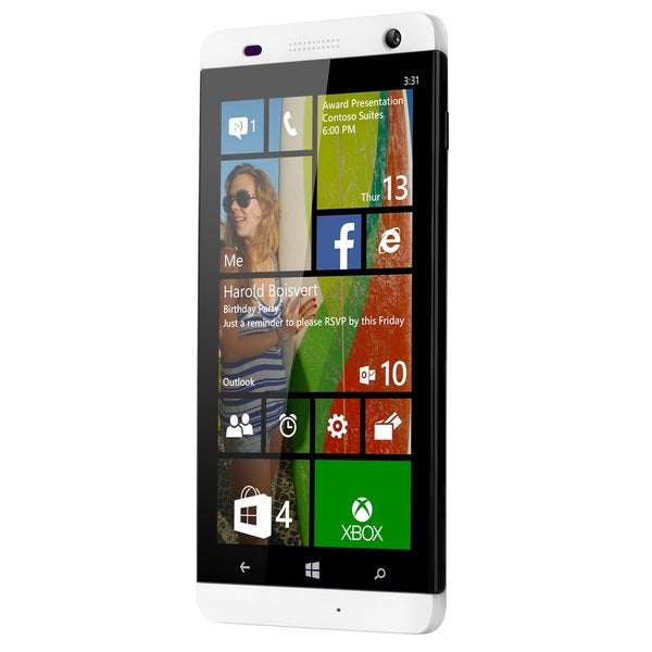 BLU Win HD W510u 8GB Unlocked GSM Windows 8.1 Quad-Core HSPA+ Cell Phone