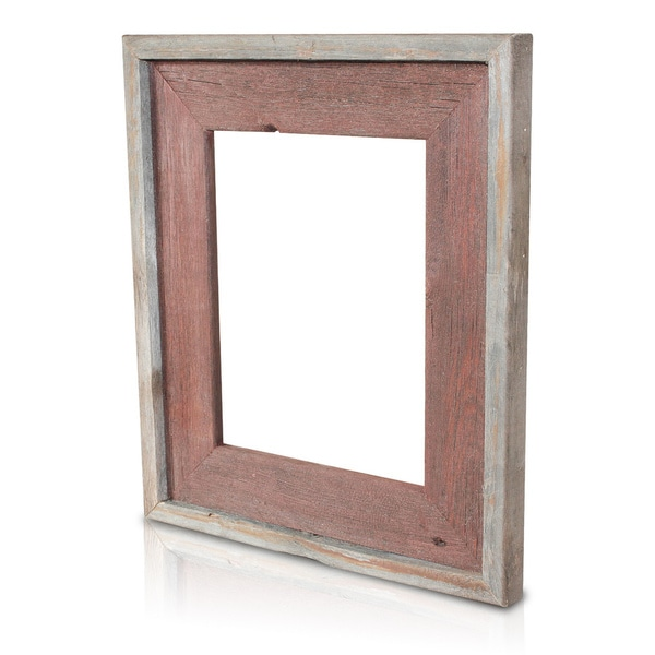 The Natural Rosewood Recycled Reclaimed Frame