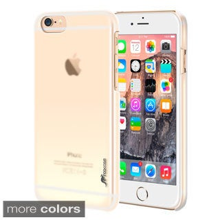 rooCASE Slim Fit Median Series Hard Shell Case Cover for iPhone 6 4.7-inch
