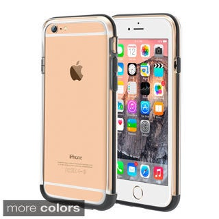 rooCASE Ultra Slim Fit Strio Bumper Case Cover for iPhone 6