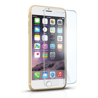 rooCASE Premium Real Tempered Glass Screen Protector Guard for iPhone 6