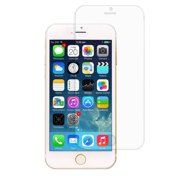 rooCASE Ultra HD Plus Bubble Free Screen Protector Film for iPhone 6