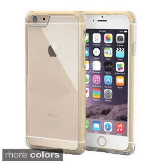 rooCASE Plexis Impax Hybrid Slim Fit Hard Case Cover for Apple iPhone 6