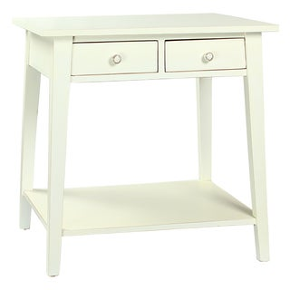 Celeste Double-Drawer Console