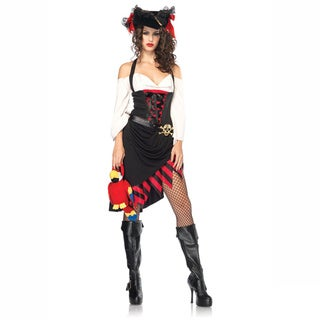 Leg Avenue Women's 'Saucy Wench' 2-piece Dress Costume