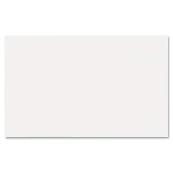 Sparco Plain Index Cards (Pack of 100)