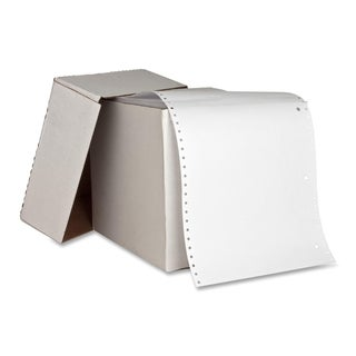 Sparco 3HP Continuous-form Blank Computer Paper (Carton of 2300)