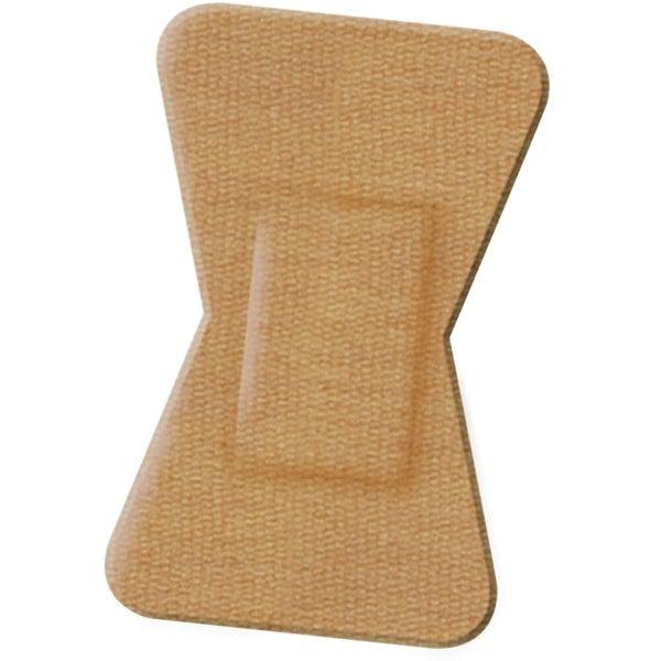 Medline Comfort Cloth Woven Finger Tip Bandage (Box of 100)