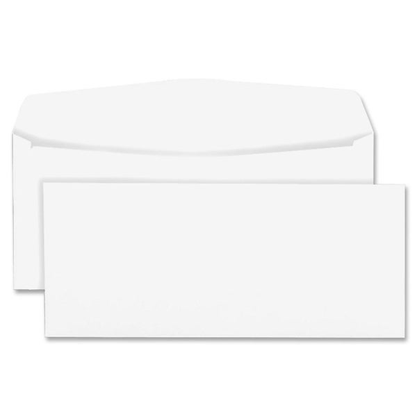 Sparco Convenience Box Plain Envelopes (Box of 50)
