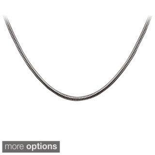 Mondevio 2.5mm Snake Chain Necklace