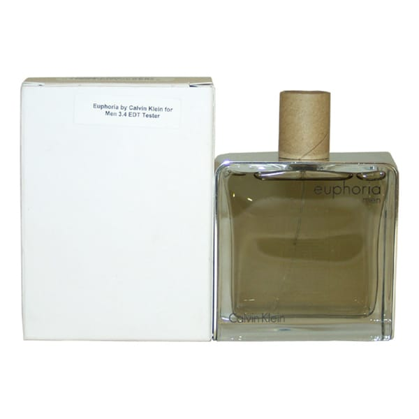 Calvin Klein Euphoria Men's 3.4-ounce Eau de Toilette Spray (Tester)