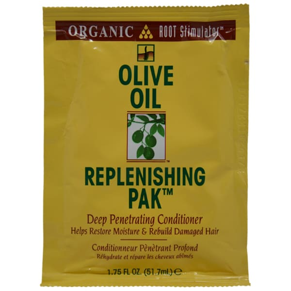 Organix Root Stimulator Olive Oil Replenishing Pack 1.75-ounce Conditioner