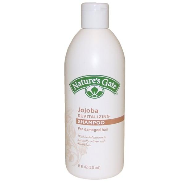 Nature's Gate Jojoba Revitalizing 18-ounce Shampoo