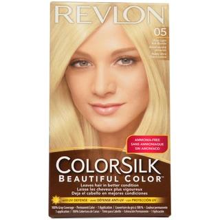 Revlon Colorsilk Beautiful Color #05 Ultra Light Ash Blonde