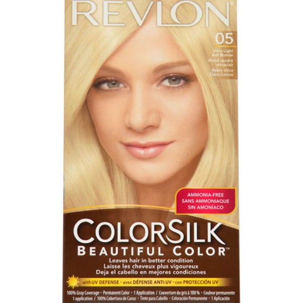 Revlon Colorsilk Beautiful Color #05 Ultra Light Ash Blonde
