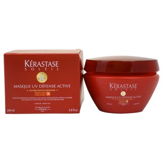 Kerastase Soleil Masque UV Defense Active Anti-Damage Concentrate For Colour-Treated Hair 6.8-ounce