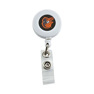 MLB Baltimore Orioles Badge Reel Charm Gift Set