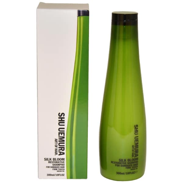 Shu Uemura Silk Bloom Restorative 10-ounce Shampoo