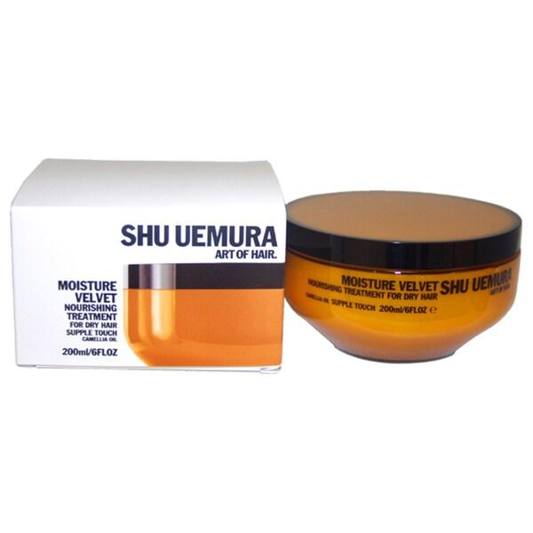 Shu Uemura Moisture Velvet 6-ounce Nourishing Treatment