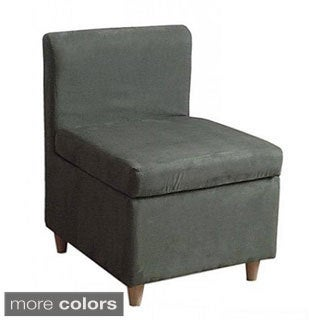 Accent Chair with Storage
