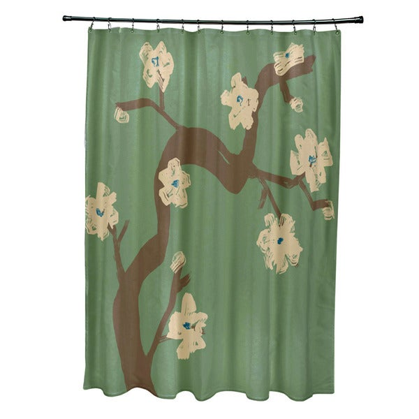 Tree Branch Floral Shower Curtain Nature And 50 Similar Items