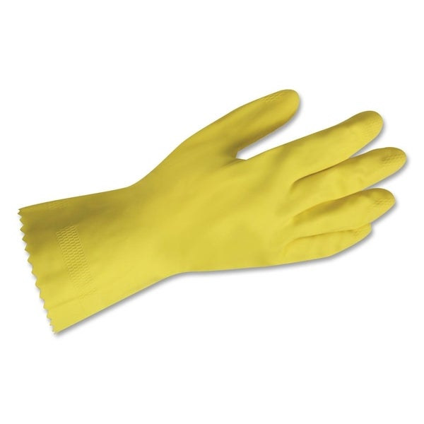 Impact Products Yellow Flock-lined Gloves (Pack of 24)