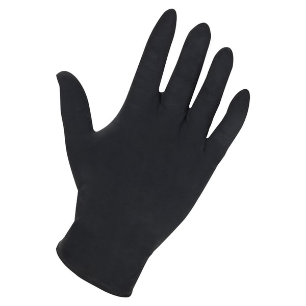 Genuine Joe 8mil Ultra Latex Powdered Gloves (Box of 100)