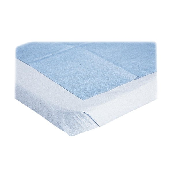 Medline Blue Disposable Stretcher Sheets (Box of 50)