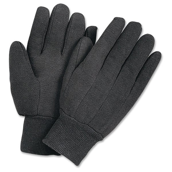 Wells Lamont Brown Jersey Work Gloves - 2/PR