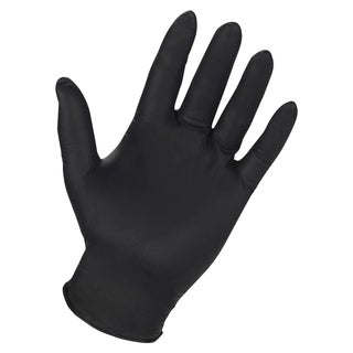 Genuine Joe Titan Nitrile Powder-free Large Indust Gloves (Box of 100)