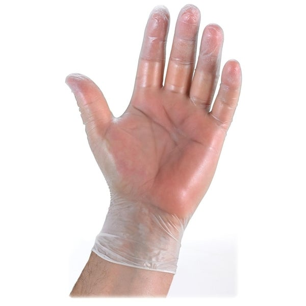Genuine Joe Vinyl General Purpose Small Gloves (Box of 100)