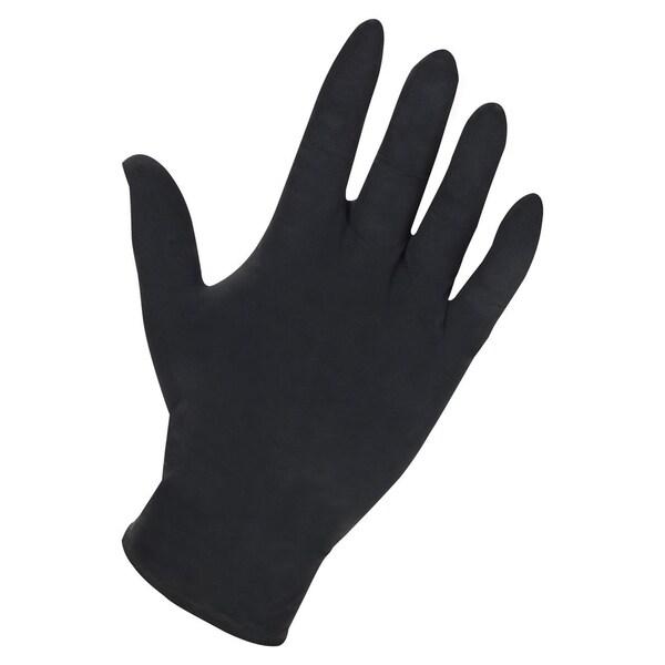 Genuine Joe 8mil Ultra Latex Medium Powdered Gloves (Box of 100)