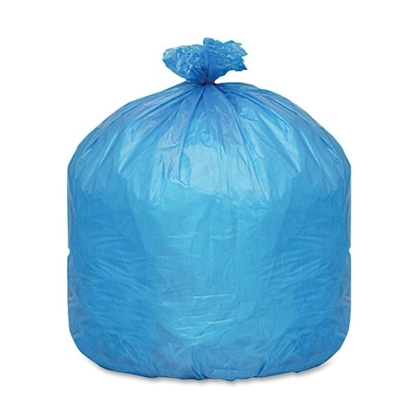 Stout Blue Medical/ Isolation Bags (Carton of 100)
