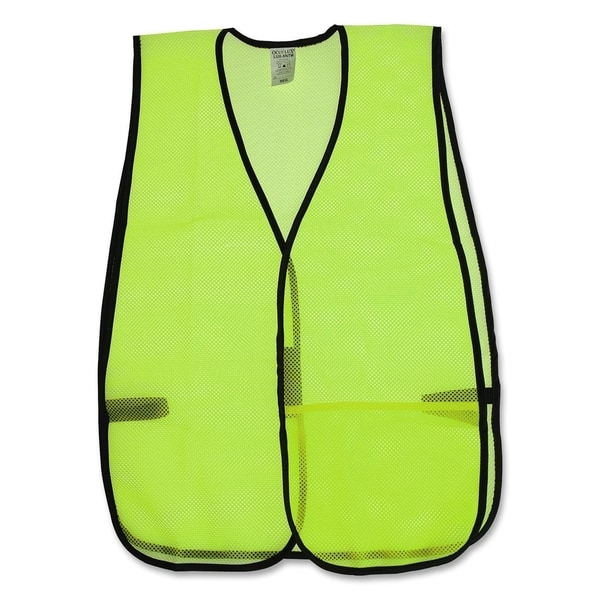 Occunomix Lime General Purpose Safety Vest