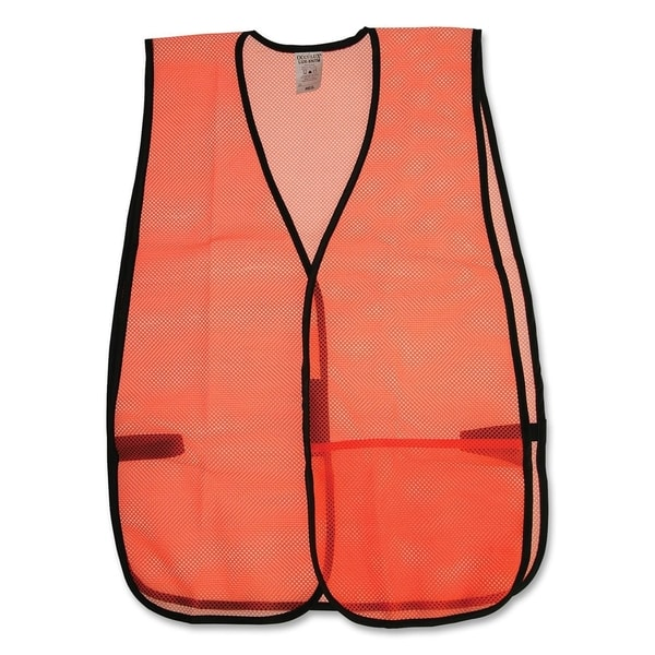 Occunomix Orange General Purpose Safety Vest 14095023