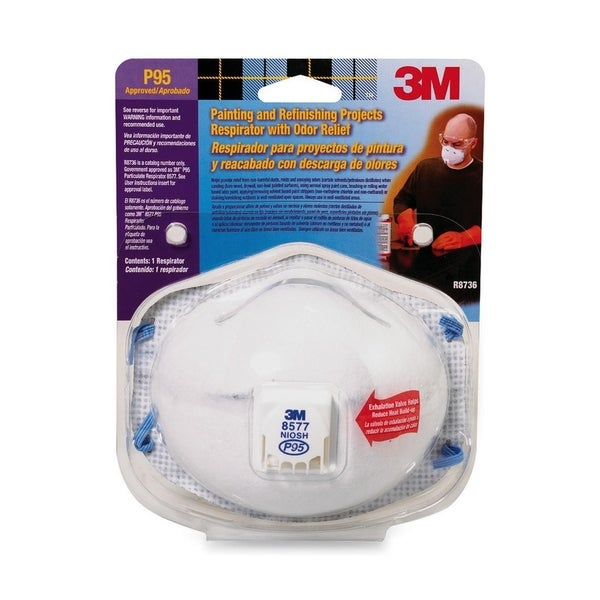 3M Advanced Filter Relief Respirator (Box of 1)
