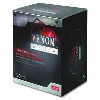 Medline Venom Disposable Premium Nitrile Gloves (Box of 50)