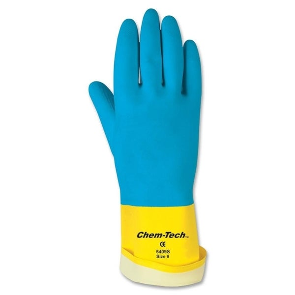 MCR Safety Neoprene Chem-Tech Gloves (Box of 12)