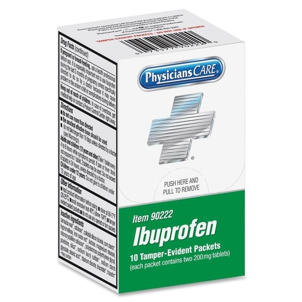 Acme Physician's Care Xpress Ibuprofen Packets (Box of 10)