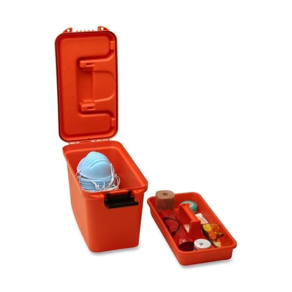 Flambeau Inc First Aid Storage Transport Case