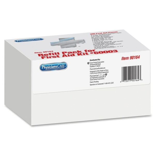 Acme 311-piece First Aid Refill Kit (Box of 1)