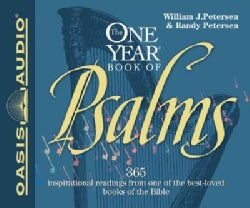 The One-Year Book of Psalms: 365 Inspirational Readings from One of the Best-Loved Books of the Bible: New Living ... (CD-Audio)