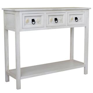 Gallerie Decor Coastal Console Table