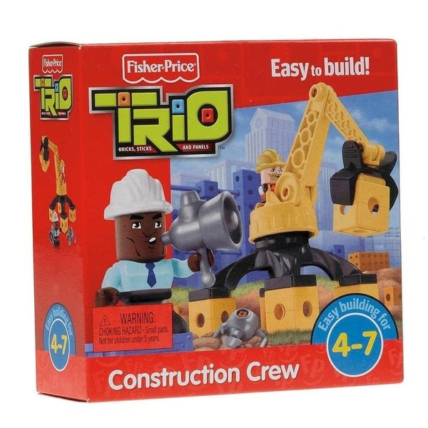 TRIO Construction Crew