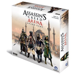 Cryptozoic Assassin's Creed Arena Board Games