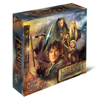 The Hobbit The Desolation of Smaug Board Game