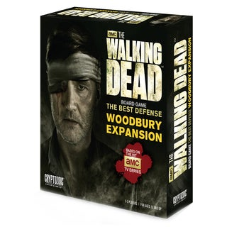 The Walking Dead Woodbury Expansion Board Game