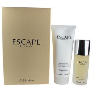 Calvin Klein Escape Men's 2-piece Fragrance Set