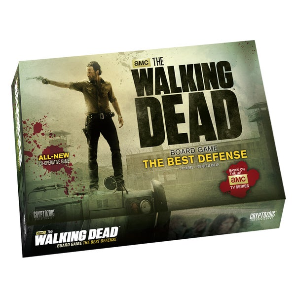 The Walking Dead Board GameThe Best Defense